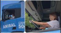 No voy en tren, voy en camión: solicitan la suspensión del registro a Patricia Bullrich