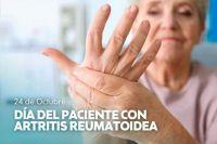 Día del Paciente con Artritis Reumatoidea en Argentina