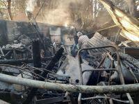|FOTOS| Madrugada de terror: un edificio fue consumido por el fuego en Salta