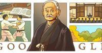 Kano Jigoro, pasión y judo, se unen en el doodle de Google
