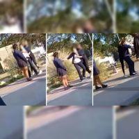 |TERRIBLE| Dos adolescentes de un conocido Colegio salteño se trenzaron a las piñas