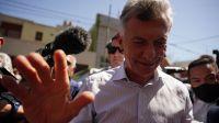 Mauricio Macri ya está en Dolores para declarar ante el juez