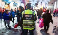 Policía de Salta.