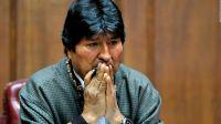 """Evo Morales asegura que """"hay pruebas"""" que involucran a Macri"""