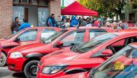 El que no llora, no mama: taxistas salteños también exigen ser vacunados contra el coronavirus