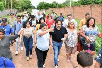 """Gustavo Saénz: """"Hoy, la Batalla de Salta tenemos que librarla aquí, en el norte de la provincial"""""""
