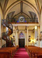 ¿Una escalera atribuida a san José?: los misterios que rodean esta increíble historia