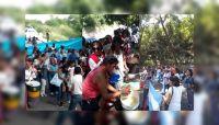 Escándalo: los docentes salteños cortaron el acceso a la provincia