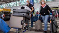 Detectaron nueve casos de la variante Delta en viajeros del exterior