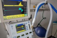 Coronavirus en Salta: desciende abruptamente la cantidad de pacientes con asistencia respiratoria