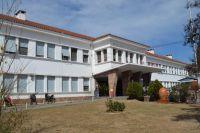 Hospital San Bernardo. Fuente: (Twitter)