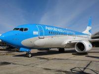 Aerolíneas Argentinas restablecerá la conectividad aérea con Uruguay