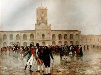 25 de Mayo de 1810. Foto: Twitter