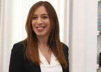 Vidal anunció su candidatura a diputada nacional