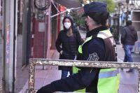 Frente a cuatro policías, comisaria salteña golpeó brutalmente a una mujer