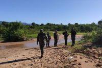 La frontera más picante que nunca: reportan masivos contagios de COVID-19 entre gendarmes
