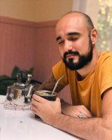 Hizo furor el romántico posteo de Abel Pintos en el Día de los enamorados