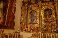 Altar iglesia de Uquía (Imagen: Facebook)