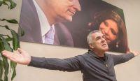 La insólita reacción de Dady Brieva al enterarse en vivo de la renuncia de Ginés González García