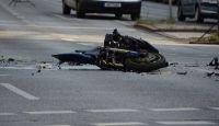 Terrible muerte en Salta: motociclista chocó contra un camión cisterna y falleció en el acto