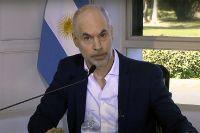 Horacio Rodríguez Larreta abre las sesiones legislativas de forma virtual y explica por qué lo hace así