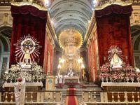 Así serán los horarios de las misas en la Catedral de Salta este jueves 31 de diciembre