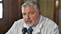 """Juan José Esteban instó a la población a vacunarse contra el COVID-19: """"Debilita la agresividad del virus"""""""