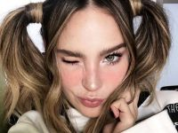 Belinda. Fuente: Instagram