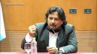 """Gustavo Sáenz sobre la intervención de Salvador Mazza: """"Fue un tema muy impactante"""""""