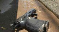 Detienen al salteñito más picante: portaba un arma de fuego como si nada