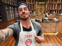 Fede Bal declaró que dejará de reemplazar a su mamá en Masterchef Celebrity