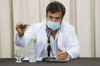 ¿Salta con el sistema sanitario saturado? Francisco Aguilar habló sobre la disponibilidad de camas