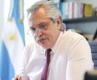 Alberto Fernández fue a La Rioja para reunirse con gobernadores de todo el país