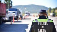 La policía de Salta detuvo a dos jóvenes por un robo en Metán