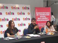 La Municipalidad de Salta traza un plan de abordaje para personas con discapacidad y su entorno