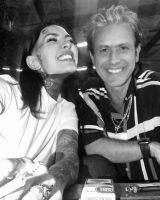 El primer beso público de Candelaria Tinelli y Coti Sorokin