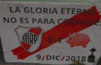 Memes de River Plate. Fuente: (Twitter)