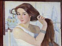 Zinaída Serebriakova; ¿quién fue la misteriosa mujer que protagoniza el doodle de Google?
