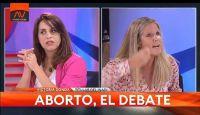 Víctoria Donda y Cynthia Hotton. Fuente (Twitter)