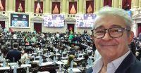 """Terrible: El diputado Martín Grande fue denunciado penalmente por """"incitar a la gente al suicidio"""""""
