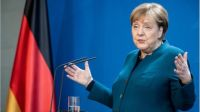 Nunca en Argentina: Angela Merkel reconoció un gravísimo error, pidió disculpas y dio marcha atrás con una medida