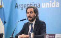 Santiago Cafiero reconoció la razón por la cual el Gobierno nacional renunció a organizar la Copa América