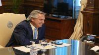 Cumbre virtual: Alberto Fernández se reúne hoy con los Gobernadores para definir el plan de vacunación