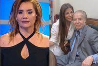 "La furia de la nieta de Carlos Menem por la ""falsa muerte"" que informó Nancy Pazos"
