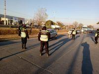 Pasados de copas: más de 70 conductores alcoholizados fueron detectados por la policía de Salta