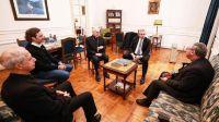"""La iglesia acusó al Gobierno de Alberto Fernández de estar obsesionado con """"instaurar el aborto"""" en el país"""
