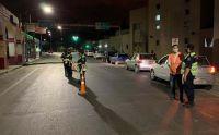 ¡No aprendieron nada! Más de 100 conductores alcoholizados fueron detenidos en Navidad
