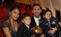 Familia Messi. Fuente (Instagram)