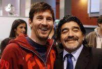 Tras cumplirse un mes de la muerte de Diego Maradona, Lionel Messi se sinceró en una entrevista