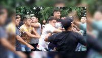 [VIDEO] Así fue la brutal batalla campal de la fiesta clandestina en la que participó el conocido funcionario salteño